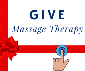give massage therapy