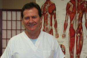 Massage Therapist Joe Danna